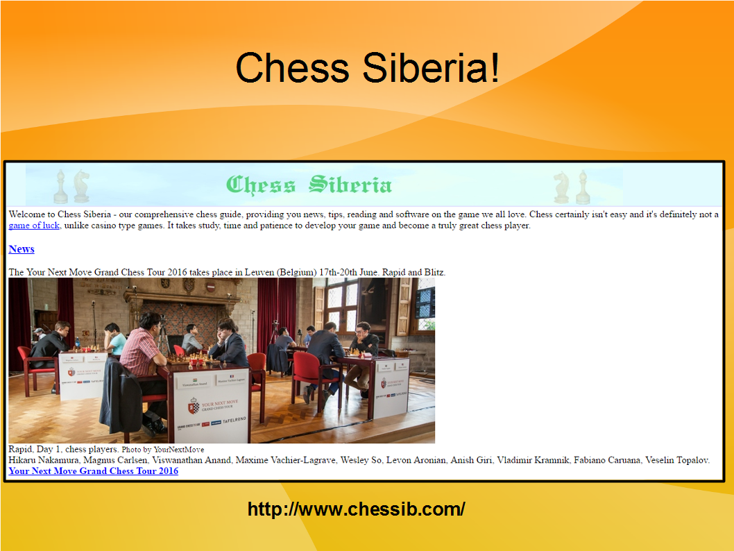 ChessSiberiaToday