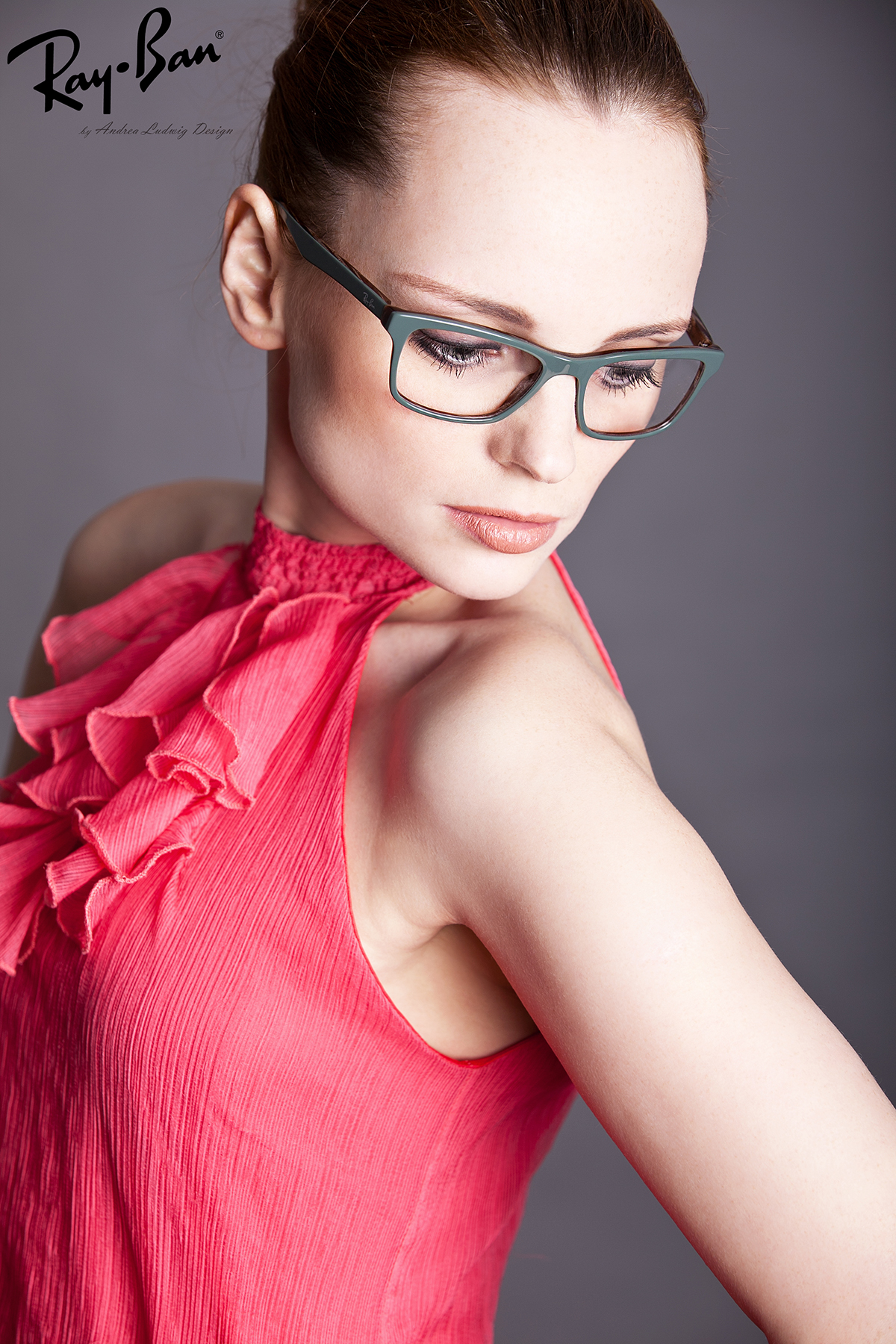 Glasses Shooting for HARTMANN & LIEDLOFF with Ann