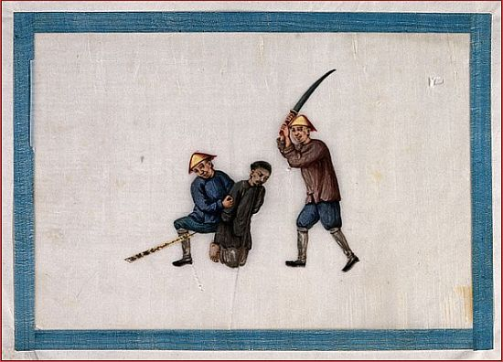 https://commons.wikimedia.org/wiki/File:Execution_of_a_Chinese_prisoner_by_beheading_Wellcome_V0041464.jpg